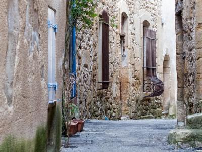 calles de la Provenza Francesa