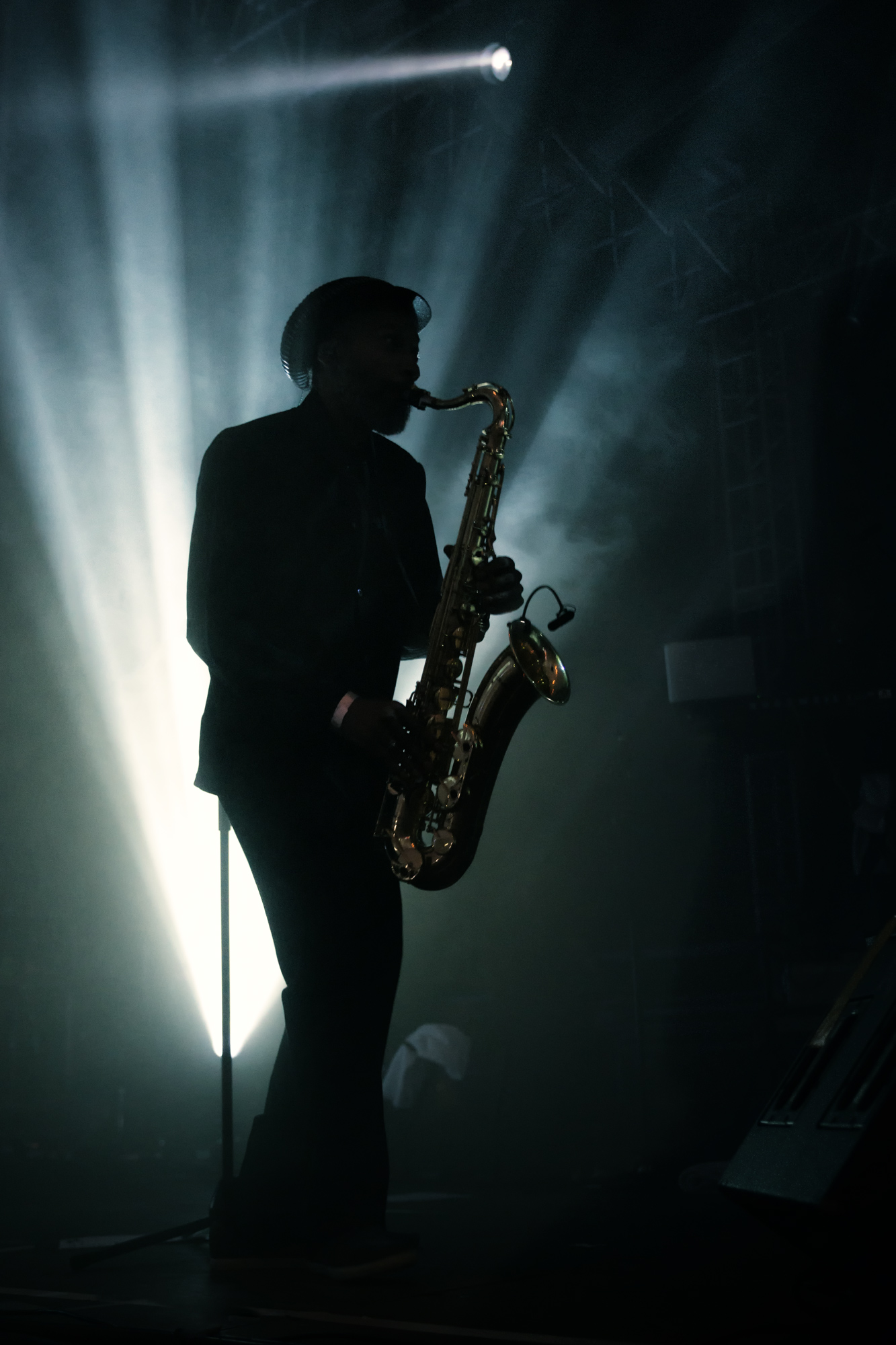Saxofonista UB40