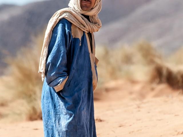 Gente del desierto