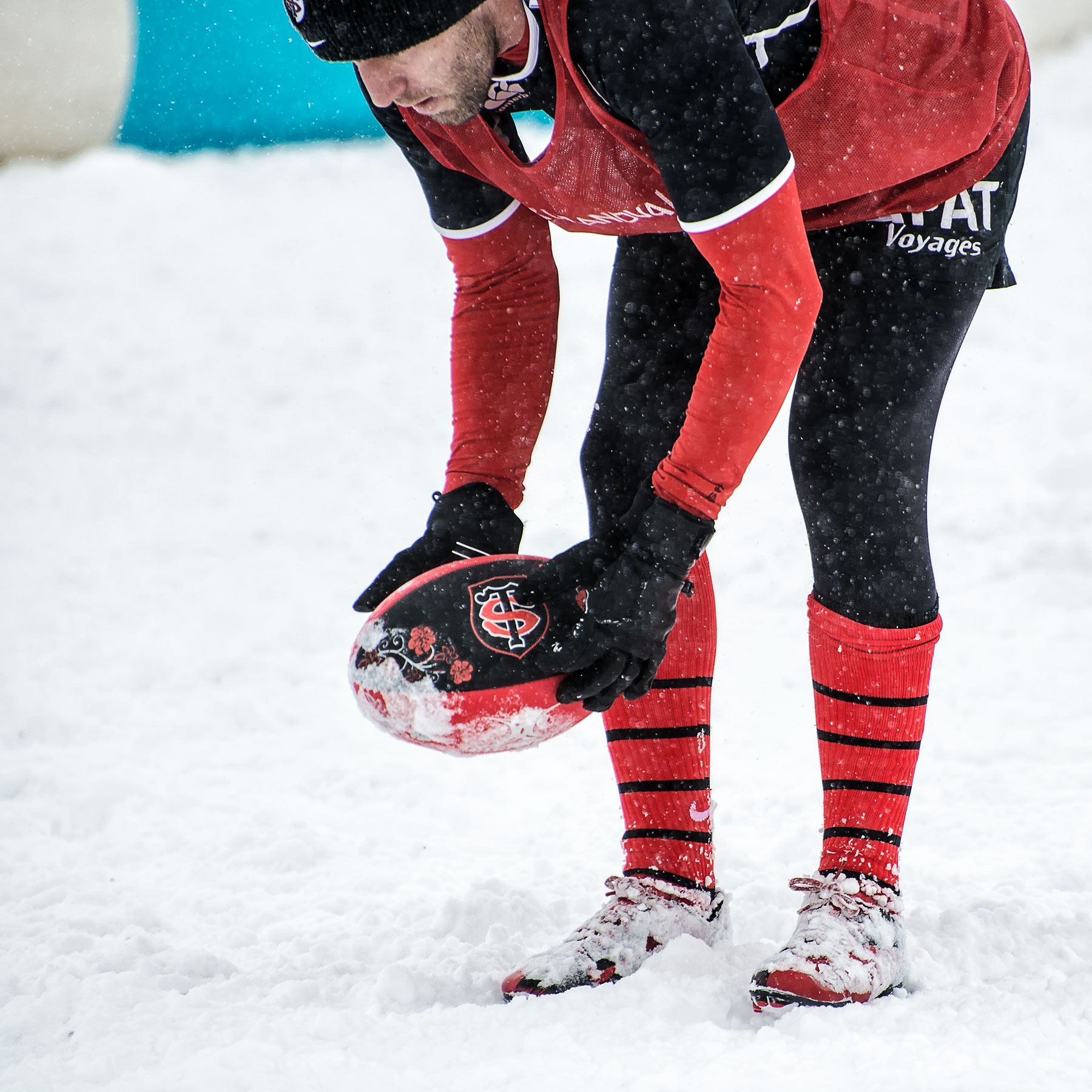 Snow-Rugby-Stade Toulousain