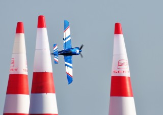 Barcelona Red Bull Air Racing
