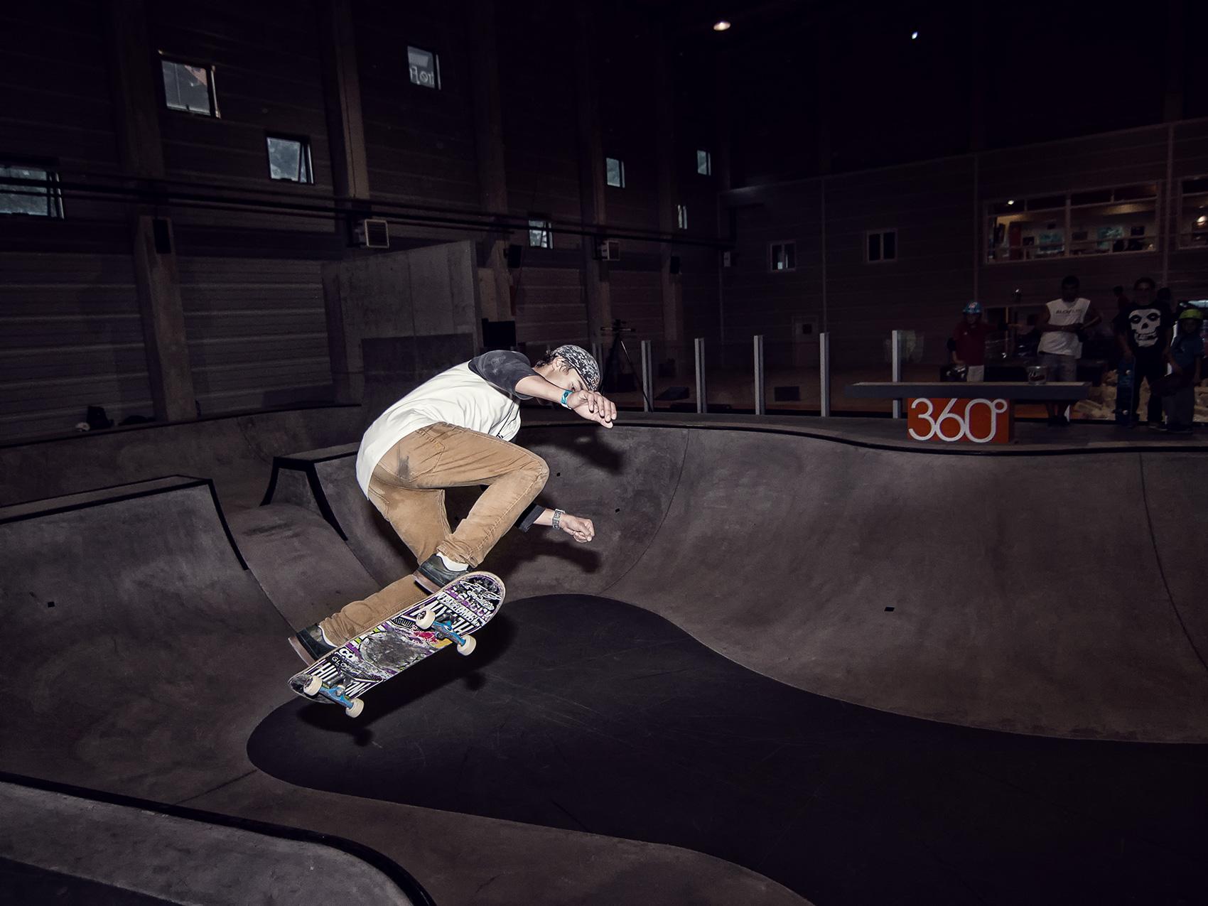 Danny Leon en 360º eXtrem