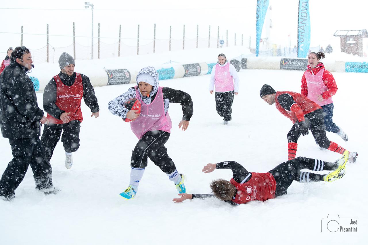 Snow Rugby Grandvalira