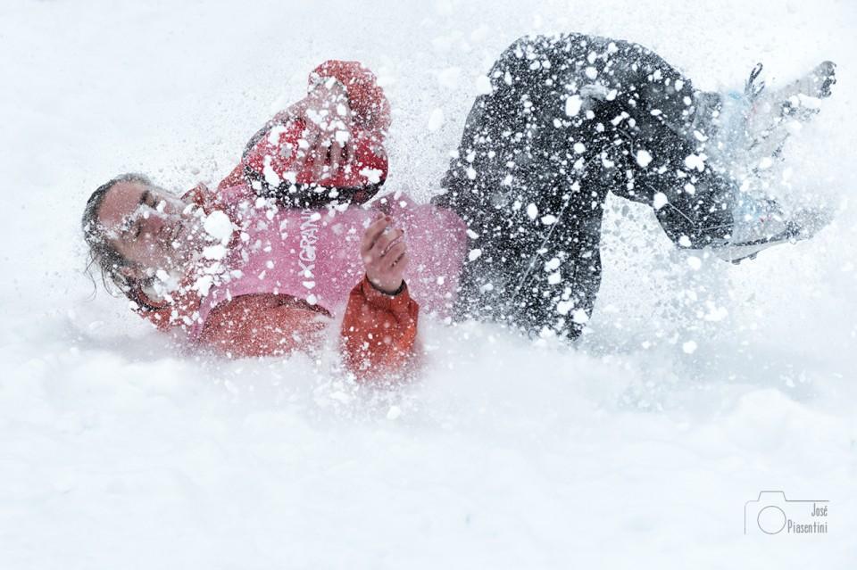 Snowrugby en Grandvalira categoria femenina