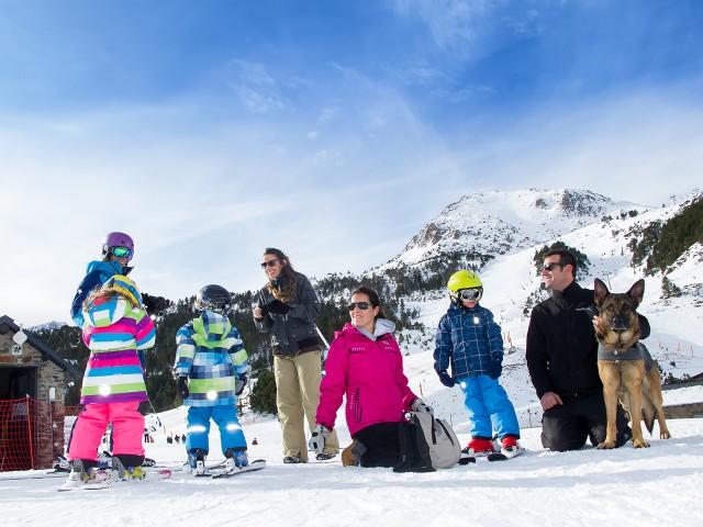 Días de esquí