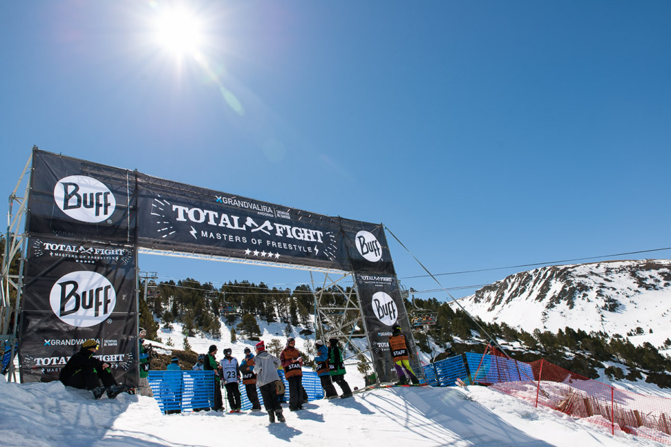 Total Fight Masters of Freestyle Freeski
