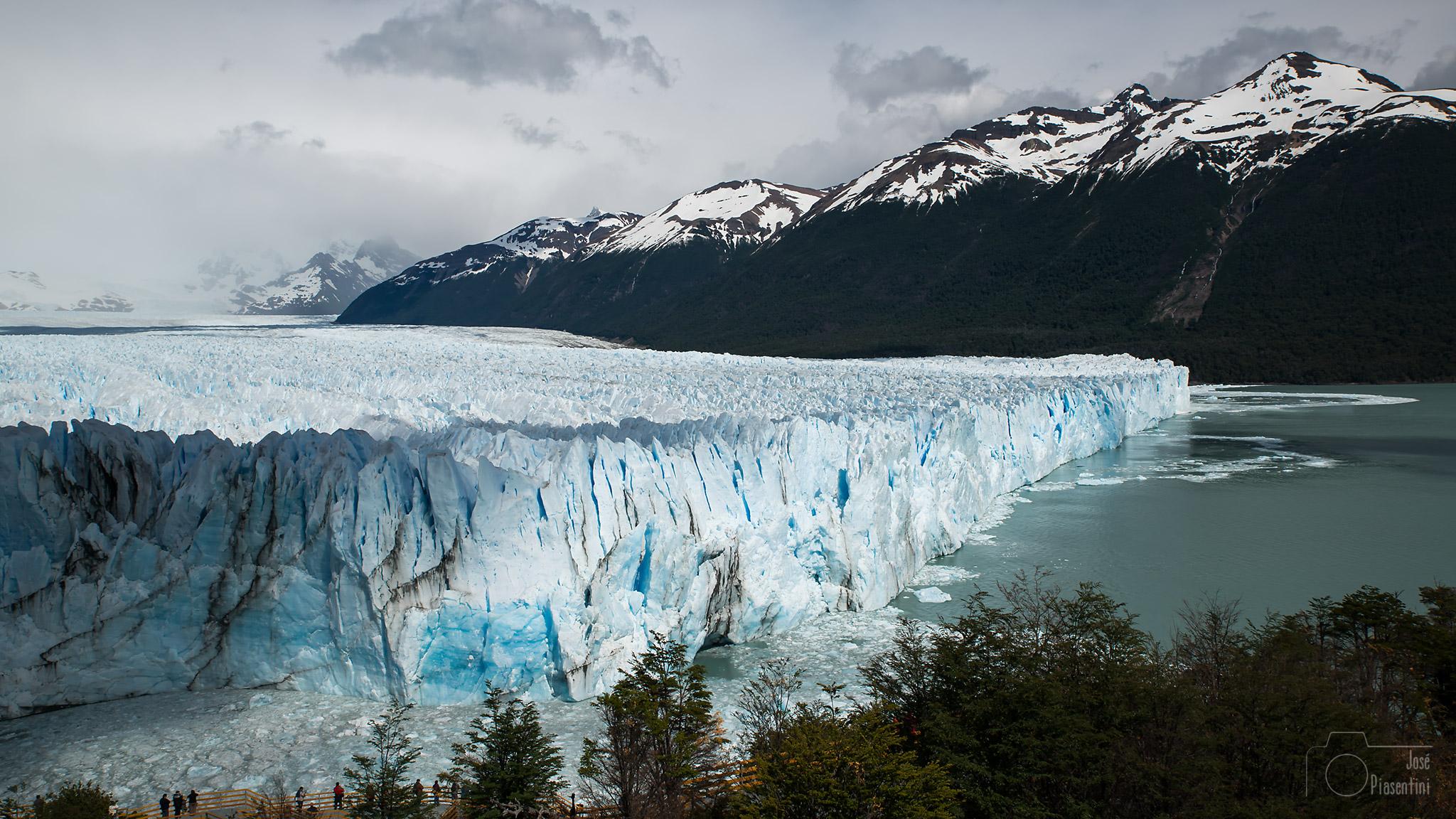 Patagonia Argentina - el Calafate - Glaciar Perito Moreno