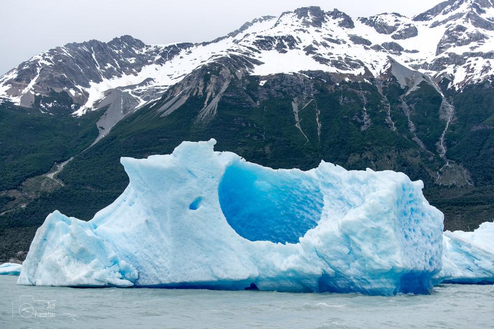 Lago Argentino tempanos