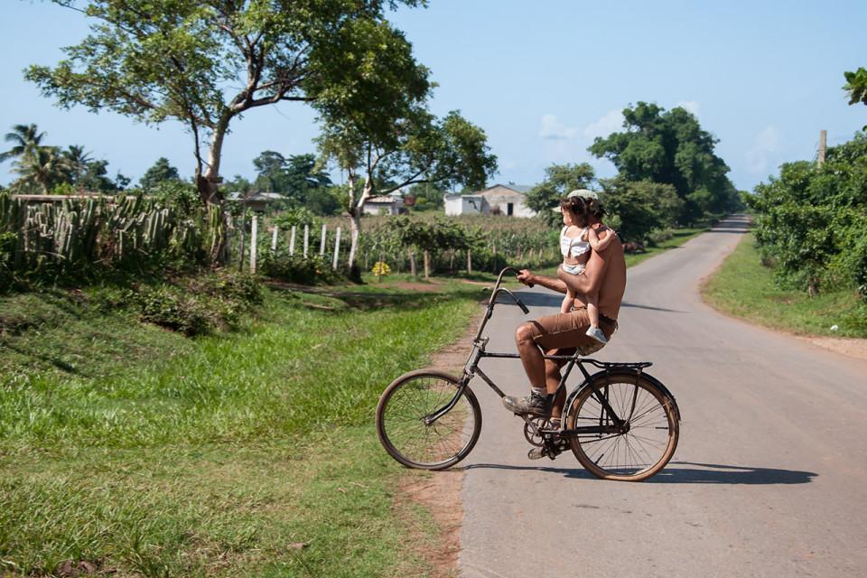Camino a Cayo Jutias