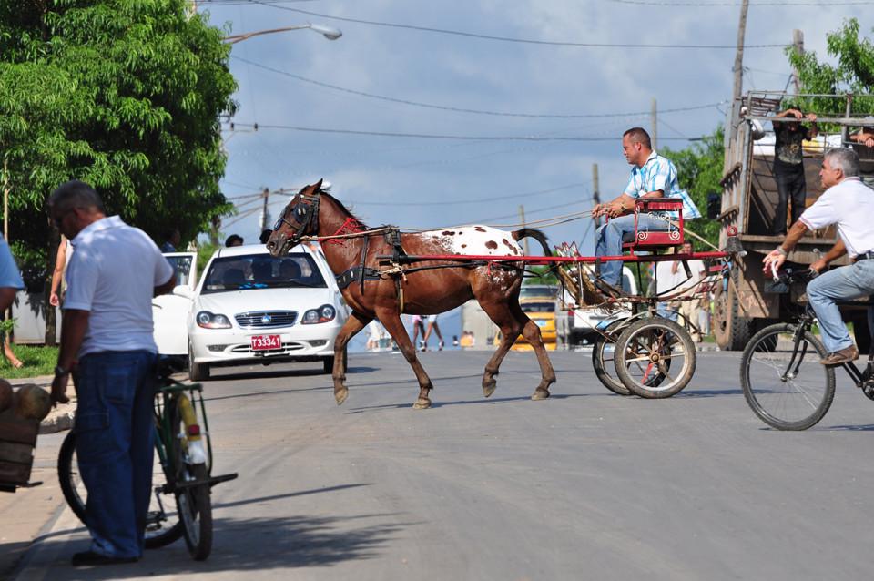 Calle de Viñales