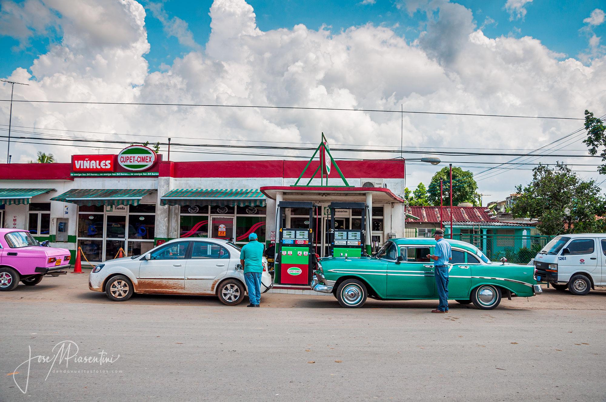 gasolineras cuba