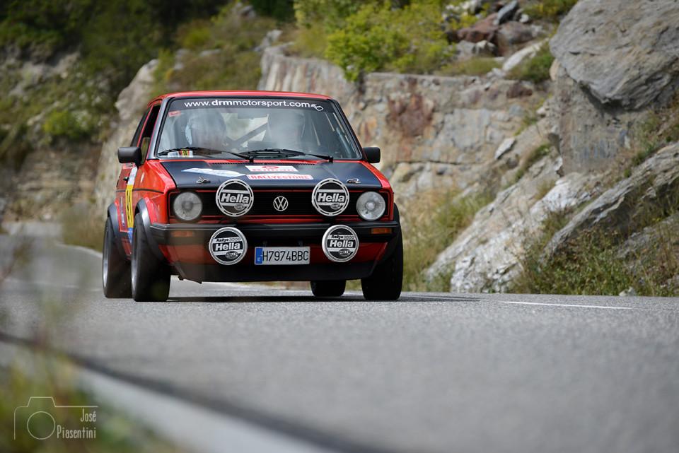 Rally Historicos de Andorra 2014