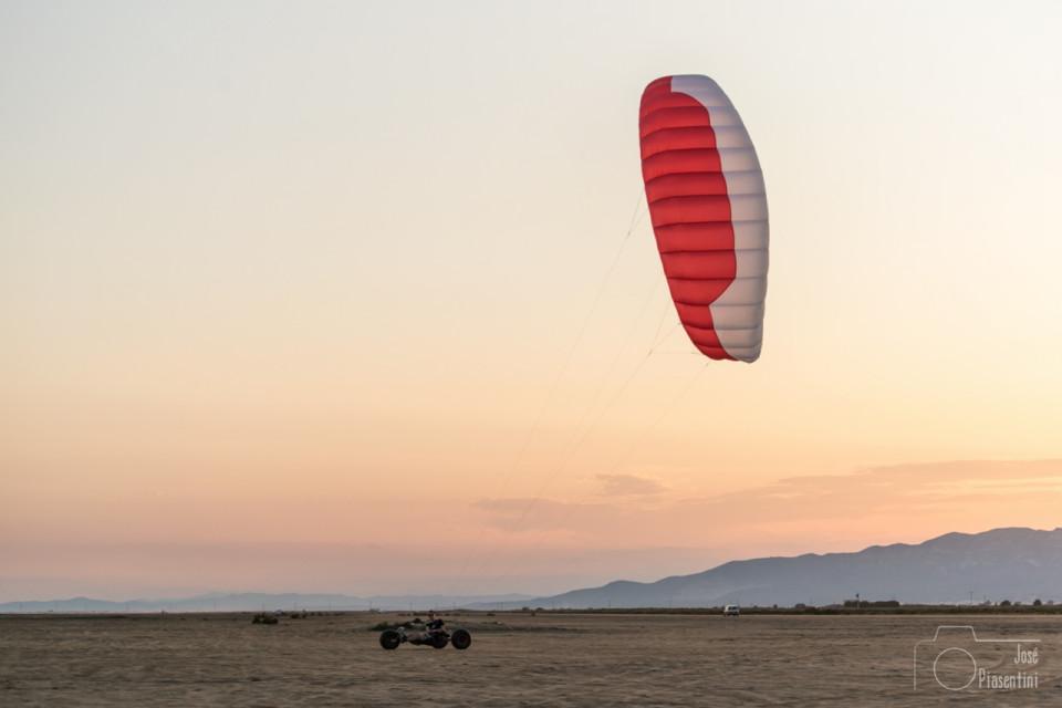 kite-sunset-Delta-del-Ebro--0137