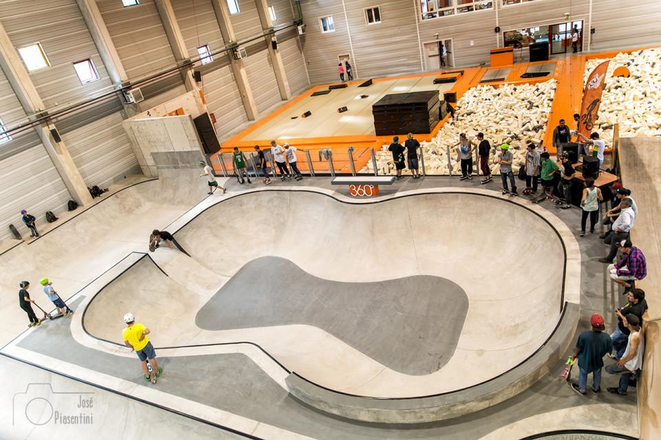 360eXtrem-vista-aerea . Recordando la inauguración del Skatepark de 360eXtrem