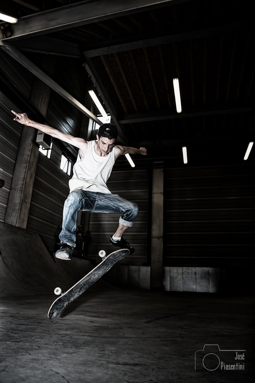 Skater-black