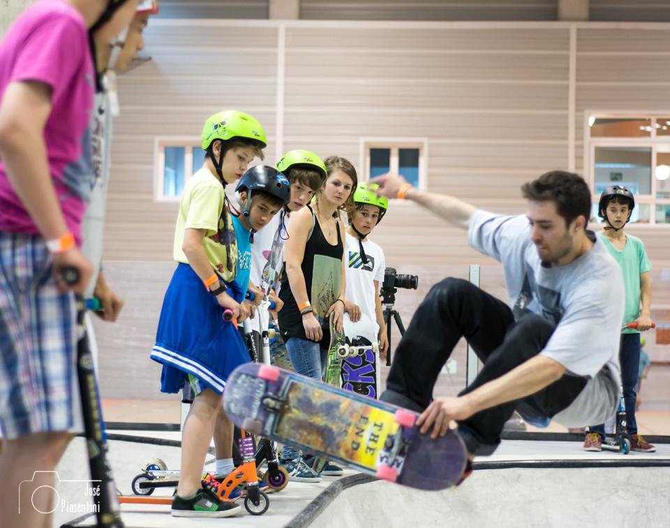 Que hacer en Andorra con niños - Inauguración del Skatepark de 360eXtrem