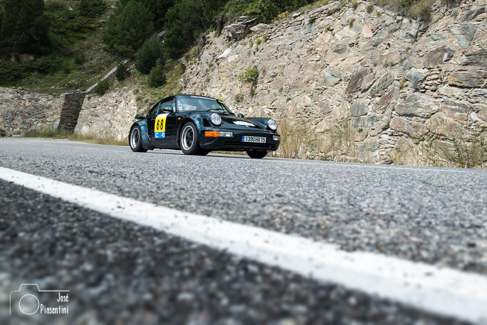 Rally Historicos de Andorra 2014 Coll Ordino