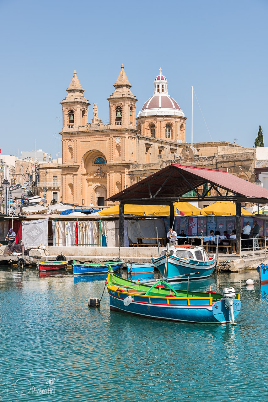 Marsaxlokk-Church-Malta
