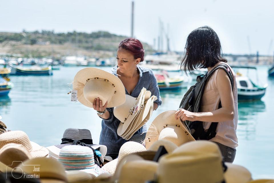 Choosing-hats-Malta
