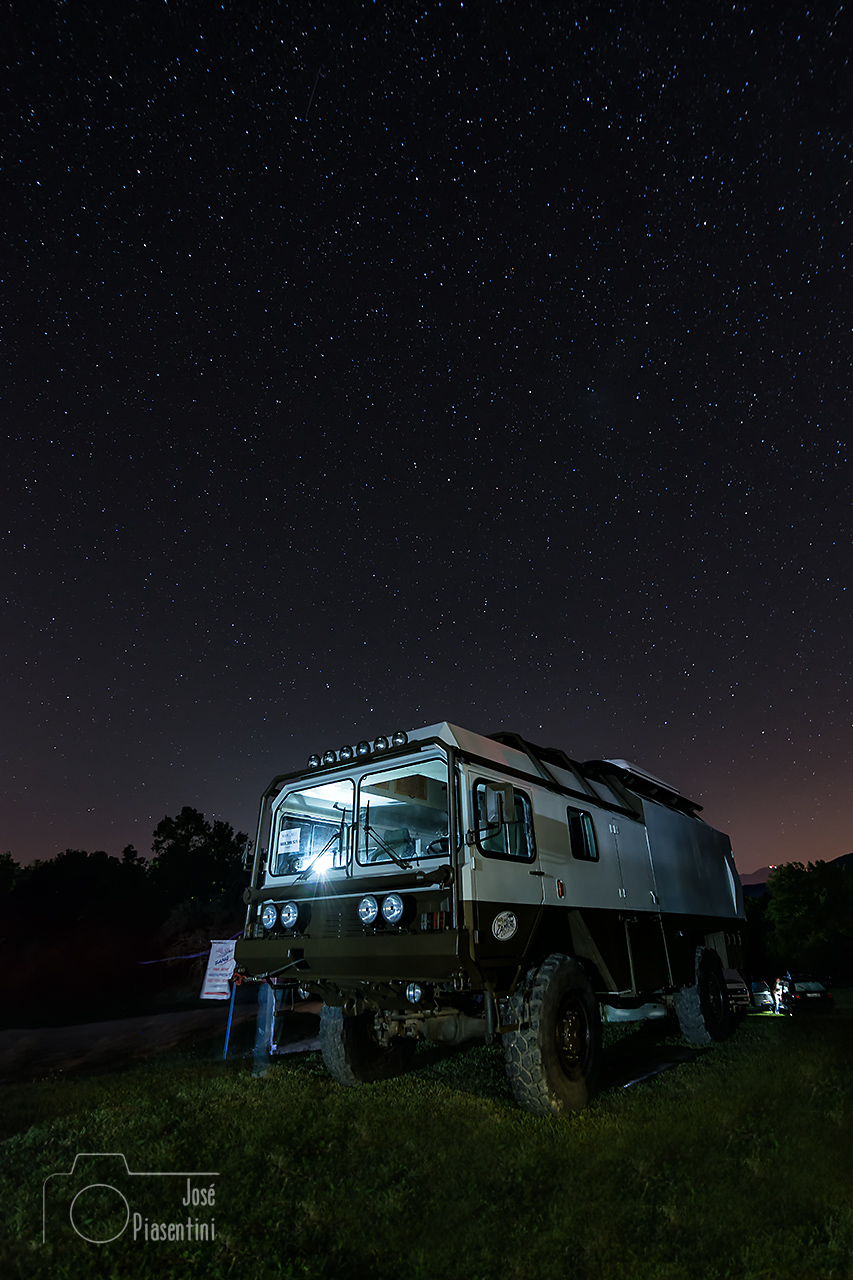 Camion-Man-Kat-Meeting Camper Offroad
