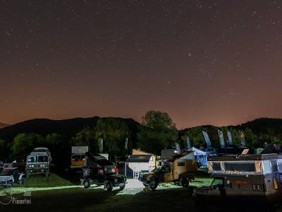 Durmiendo bajo las estrellas – II Meeting Camper Offroad
