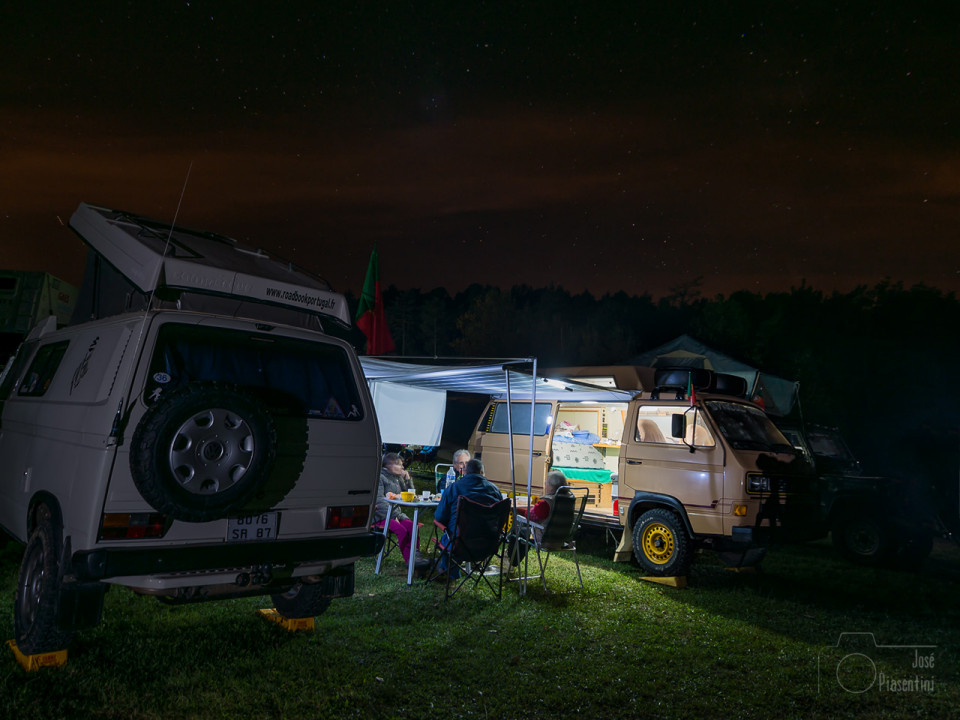 VW-T3-Syncro-Camper en la Meeting Camper Offroad