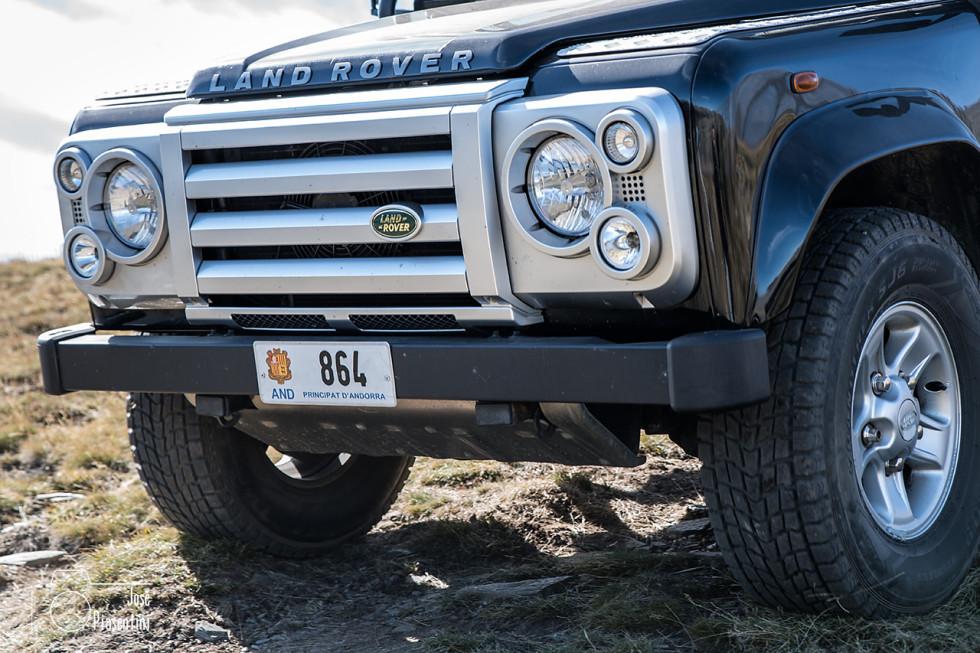 Land Rover Experience en Grandvalira organizado junto a Cars Pyrenees