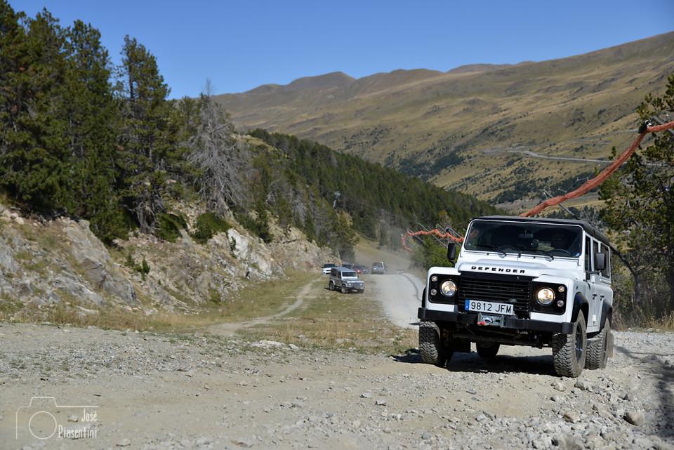 Defender-td5-Land-Rover-Experience-Grandvalira-4X4