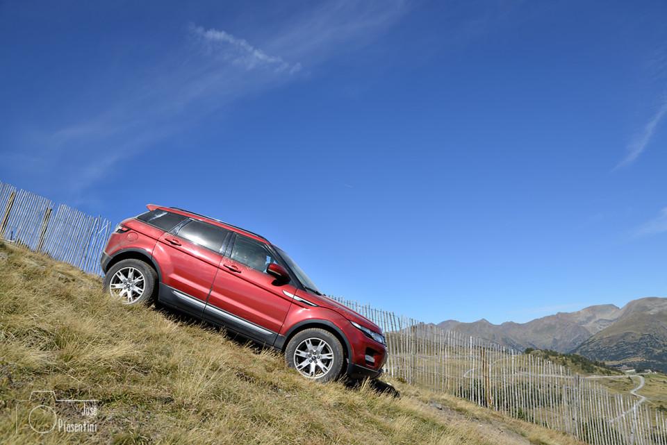Land Rover Experience en Grandvalira 4x4