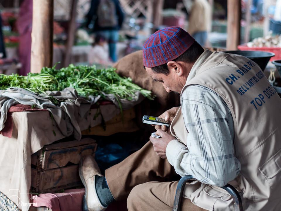 Nokia-mercado-de-Rissani - Mercado bereber de Marruecos