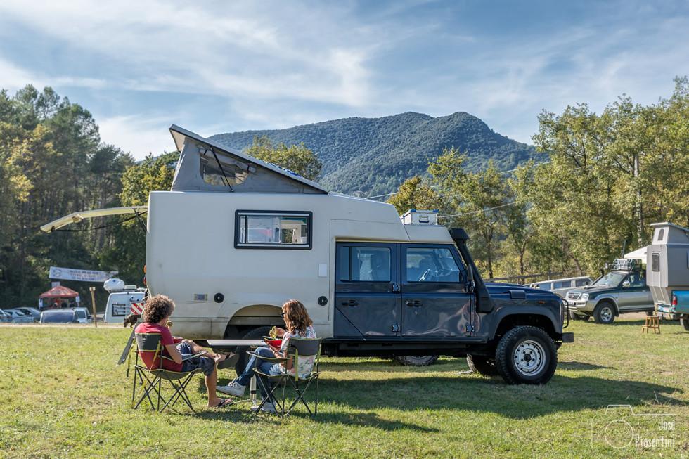 Un dia en el II Meeting Camper Off-Road