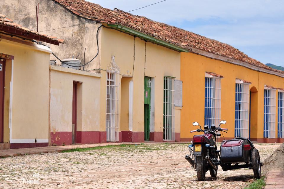 La-colorida-Trinidad-Cuba par disfrutar con niños