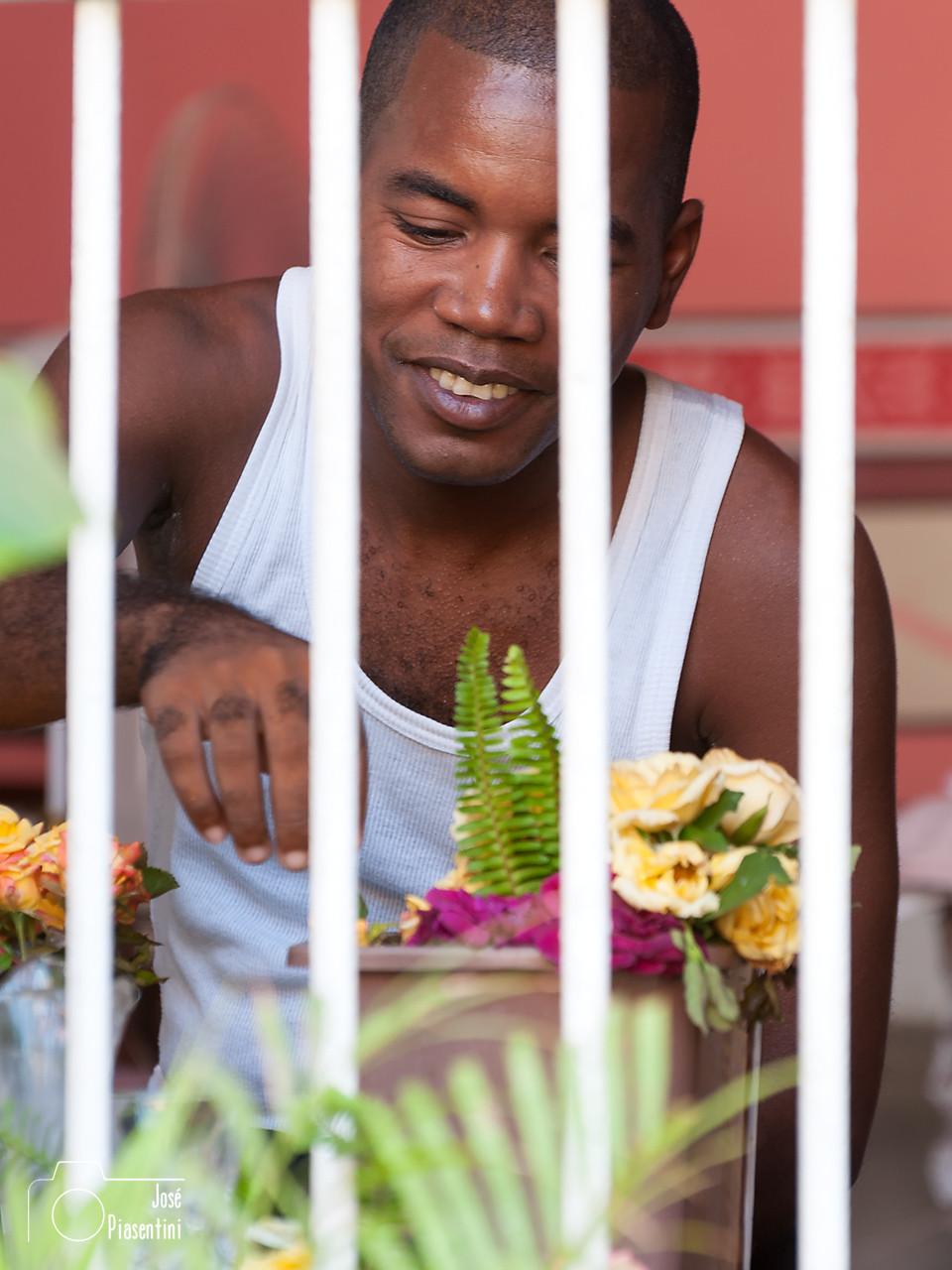 Florista - que hacer en Trinidad Cuba