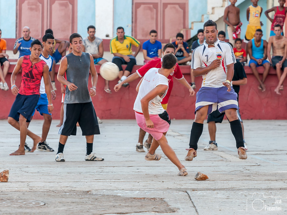 El-partidito - que ver en Cuba con niños