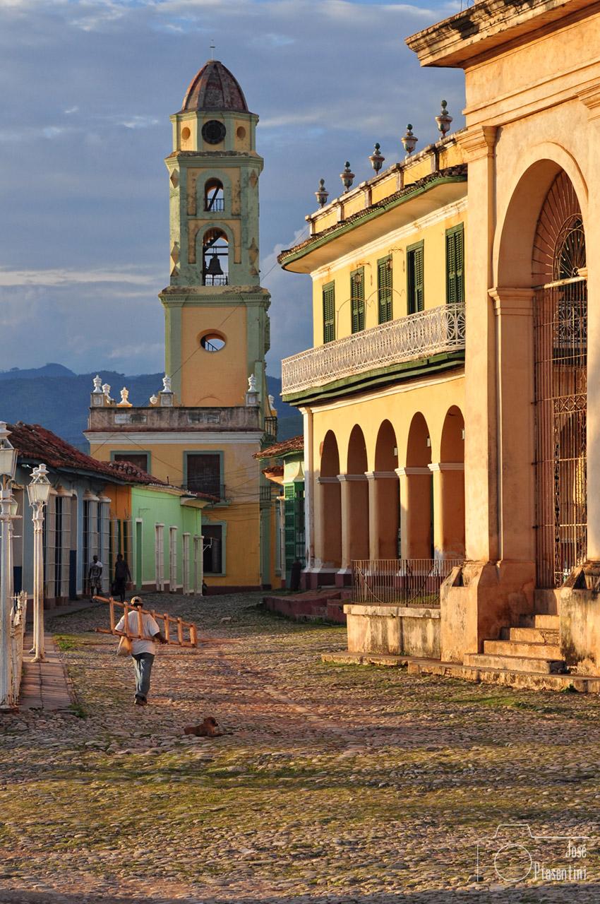 Trinidad, ciudad colonial patrimonio de la Unesco