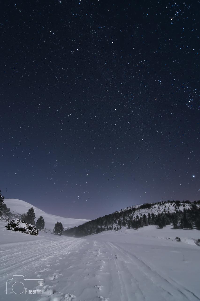Vistas-Refugi-de-Roca-de-Pimes - que ver en Andorra por la noche