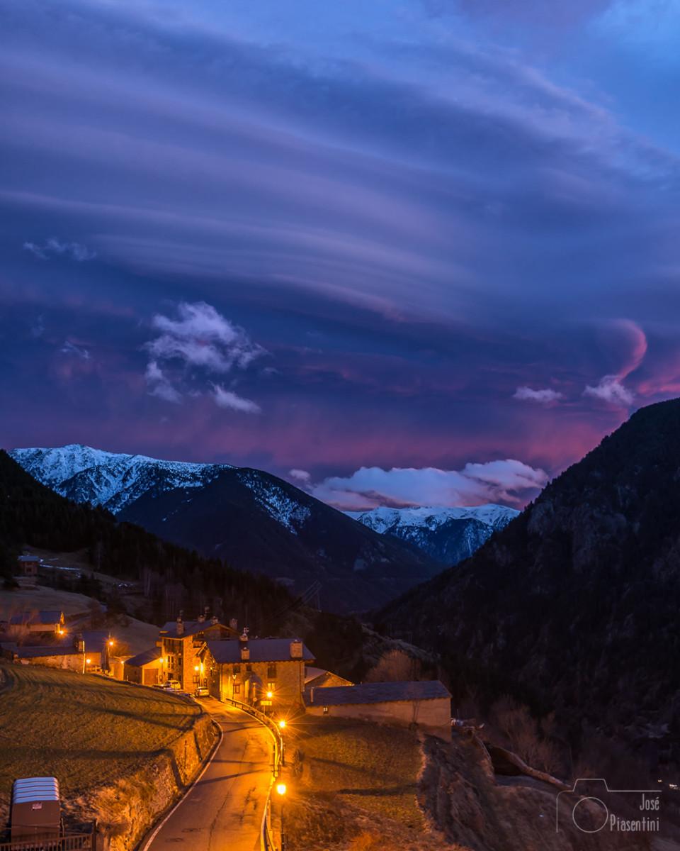 Atardecer-desde-Prats-Andorra-Sunset