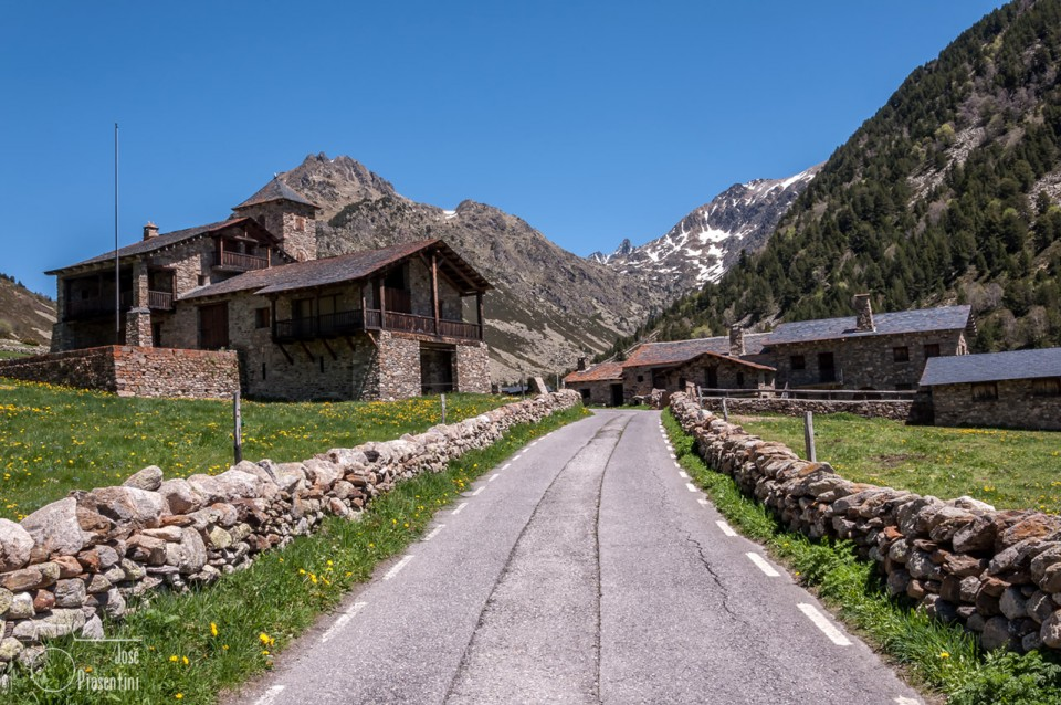 Bordas-Vall-d'Incles-Andorra