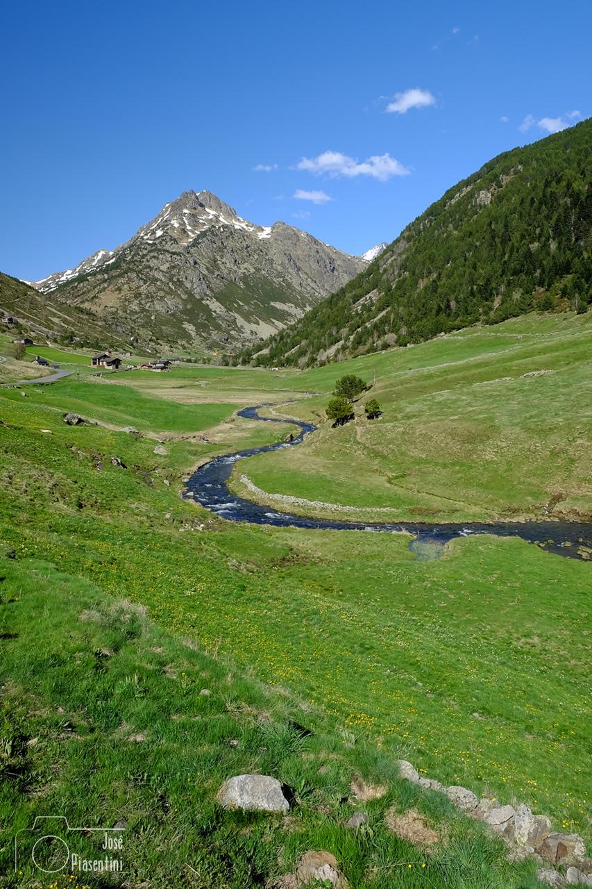 Vall d Incles Canillo Andorra - Que paseos realizar en verano en Andorra