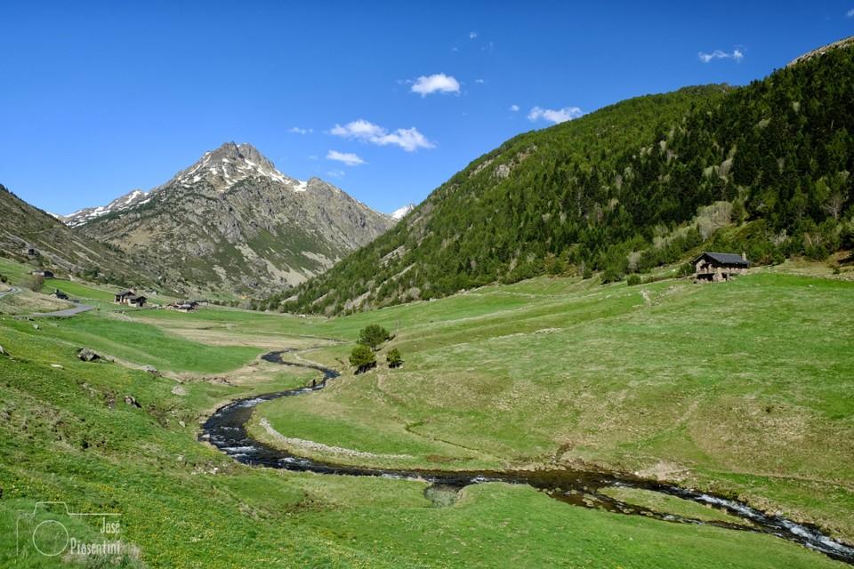 Vall d Incles, el valle mas bonito de Andorra