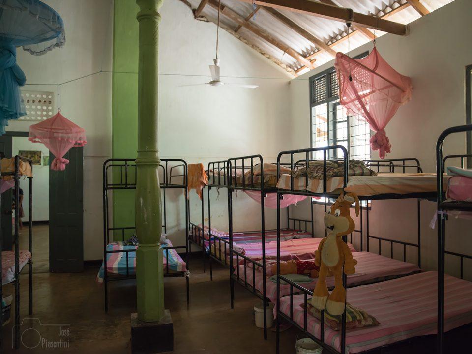 Habitacion-compartida - Viajes en familia a Sri Lanka