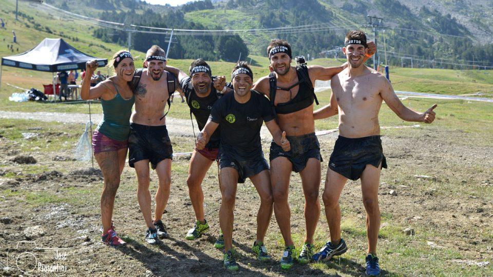 Espartanos-Spartan Race Rebook Andorra