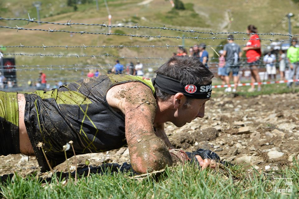 People of Reebok Spartan Race Grau Roig Andorra