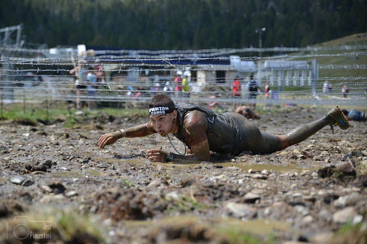 Imagenes de la Reebok Spartan Race Grandvalira