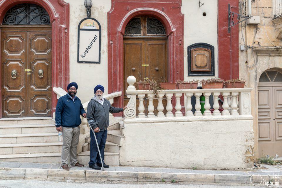 People of Gozo, Malta