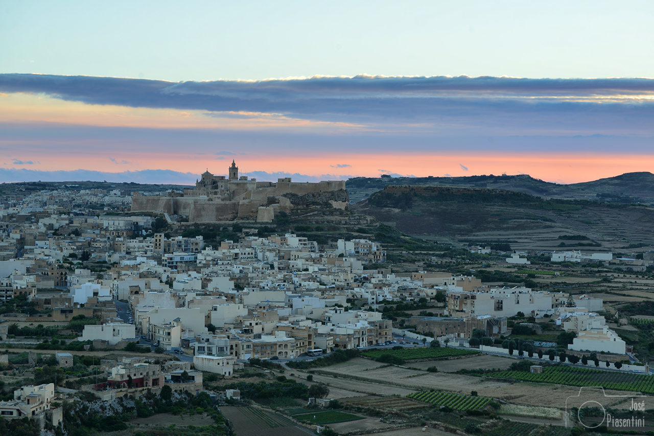 Un paseo por la isla de Gozo en Malta