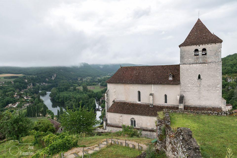 Church-saint-cirq-lapopie-Midi-Pyrénées