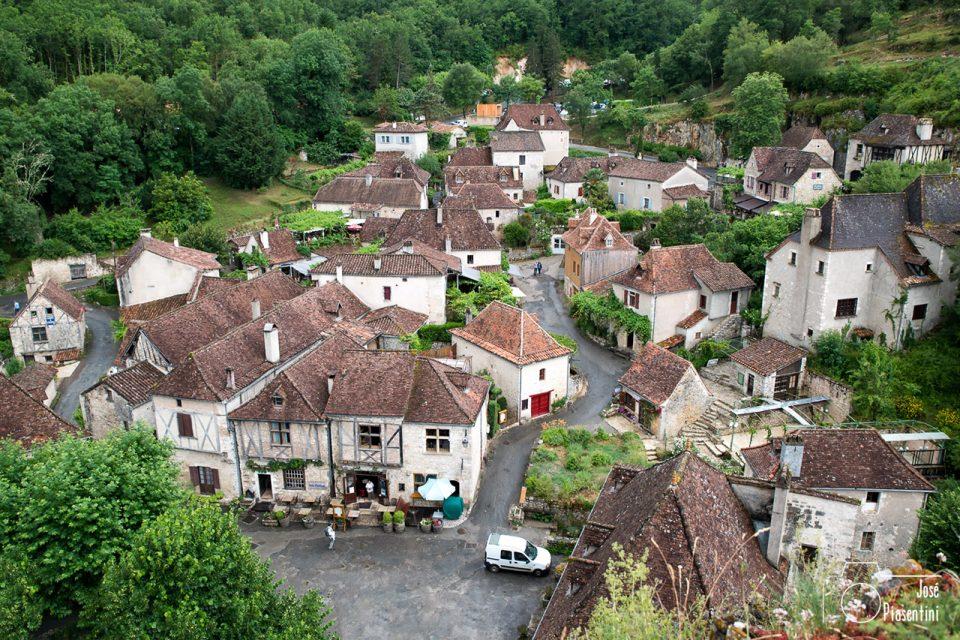 Midi-Pyrénées-saint-cirq-lapopie-France