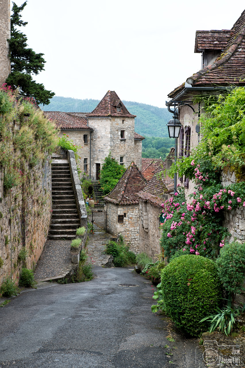 Midi-Pyrénées-saint-cirq-lapopie