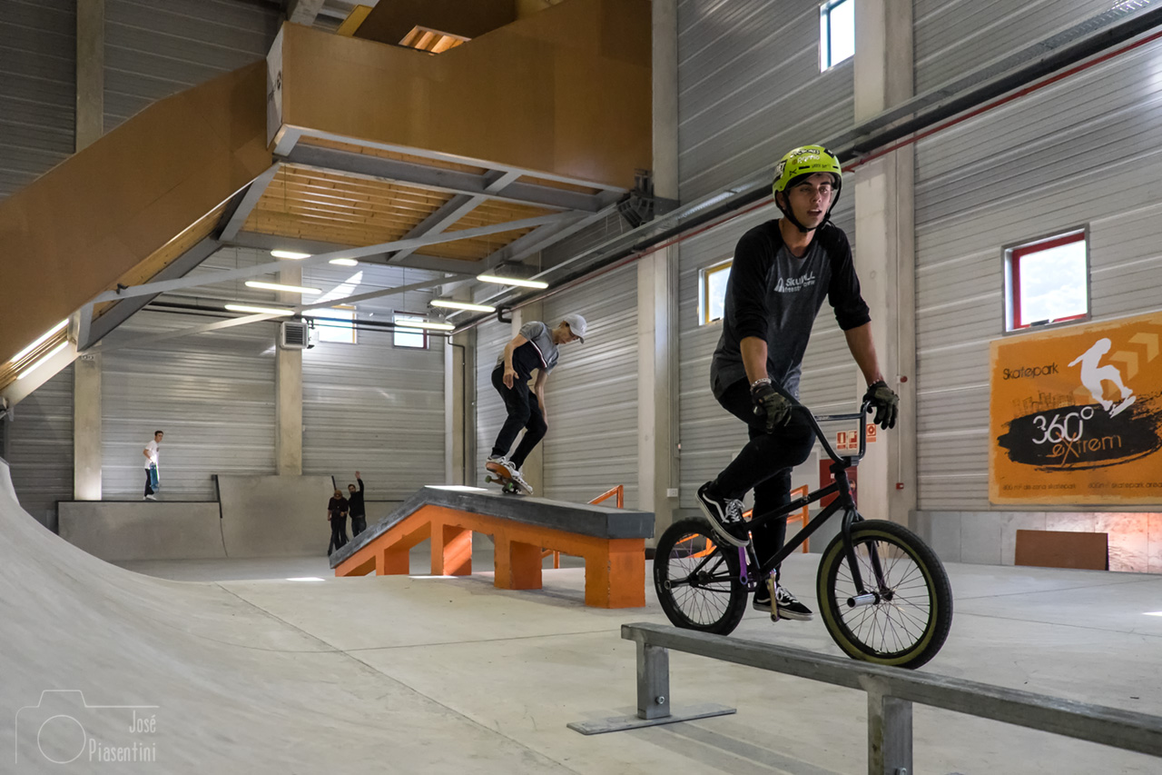 Andorra-Freestyle-Indoor-Centre -  Things to do in Andorra with children